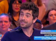 Agustin Galiana : Le comédien a déjà participé à un télé-crochet en France !