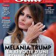 """Couverture du magazine """"Gala"""", numéro du 31 janvier 2018."""