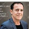 Je suis né à 17 ans, l'autobiographie de Thierry Beccaro.