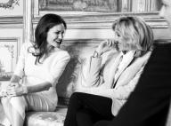 Brigitte Macron complice avec Angelina Jolie : Sourires généreux et engagement