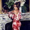 Jennifer Lopez - Campagne publicitaire GUESS et Marciano, printemps 2018.