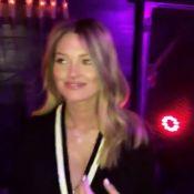 Caroline Receveur enceinte et festive : Sortie en boîte avec Iris Mittenaere !