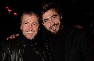 Gian Marco Tavani (Le Bachelor) : Chic et charmeur pour une soirée festive