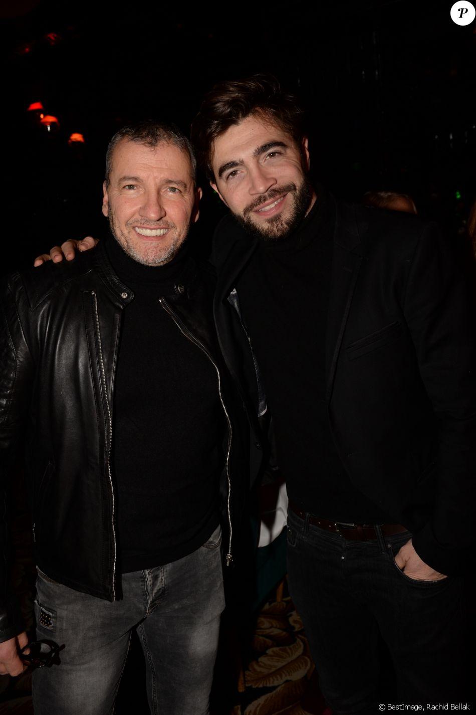 Gian Marco Tavani (Le Bachelor) : Chic et charmeur pour une soirée ...