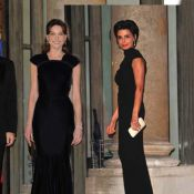 Rachida Dati et Carla Bruni, l'heure est au combat... de robes !