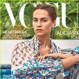 Alicia Vikander en couverture du Vogue de Mars 2018