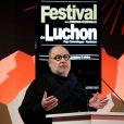 Serge Moati, président du festival - 20ème anniversaire du Festival des Créations Télévisuelles de Luchon, France, le 8 février 2018. © Patrick Bernard/Bestimage