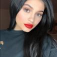 Kylie Jenner. Novembre 2017.