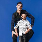 Cristiano Ronaldo : Papa stylé avec Cristiano Jr., avant Real-PSG