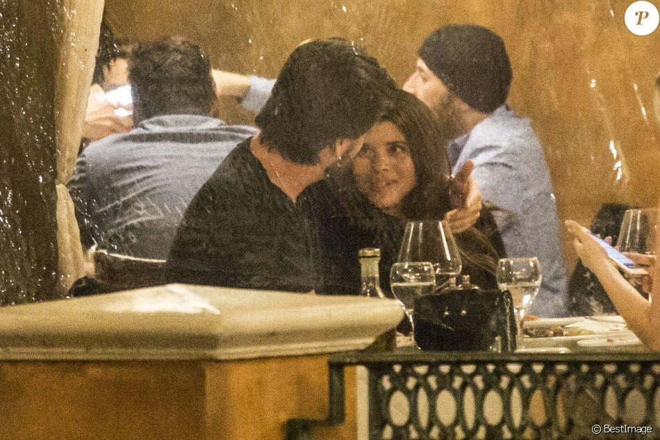 Exclusif sofia richie et son compagnon scott disick sont for Diner avec des amis