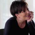 """Kris Jenner réagit à la relation de Scott Disick et Sofia Richie dans """"L'incroyable famille Kardashian"""". Février 2018."""