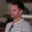 """Scott Disick se fait interroger par Kris Jenner sur sa relation avec Sofia Richie dans """"L'incroyable famille Kardashian"""". Février 2018."""