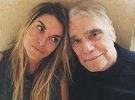 """Bernard Tapie """"ne lâche rien"""" face au cancer : Sa fille donne de ses nouvelles"""