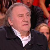 """Gérard Depardieu, héroïne et coma avec Johnny : """"On est mort ensemble"""""""