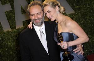 Quand le mari de Kate Winslet... s'intéresse aux femmes enceintes ! Regardez !