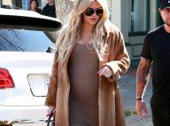 Khloé Kardashian enceinte : Lookée, elle prépare la naissance de son bébé