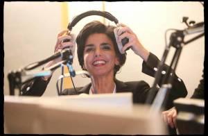 Photos exclusives : Quand Rachida Dati se déchaîne sur Fun Radio et... appelle le public à porter des préservatifs !