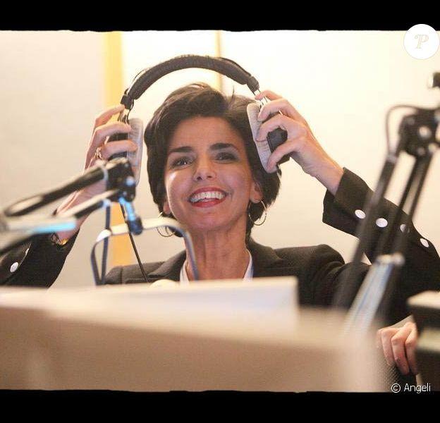 Rachida Dati chez Fun Radio. 19/03/09