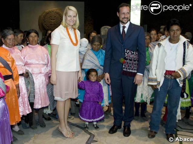 Mette-Marit et Haakon de Norvège sont en visite au Mexique !