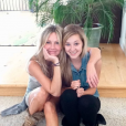 Heather Locklear et sa fille Ava Sambora. Photo Instagram 24 novembre 2017.