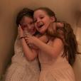 La garde des enfants de Lisa Marie Presley et son futur ex-mari Michael Lockwood a été attribuée à leur grand mère Priscilla Presley. Photo publiée sur Facebook le 20 février 2017