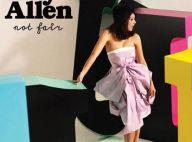 """Lily Allen : son boyfriend n'arrive pas à la satisfaire... Résultat : le clip de... """"Not Fair"""" ! Regardez !"""