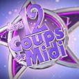 "Logo de l'émission ""Les 12 Coups de midi""."