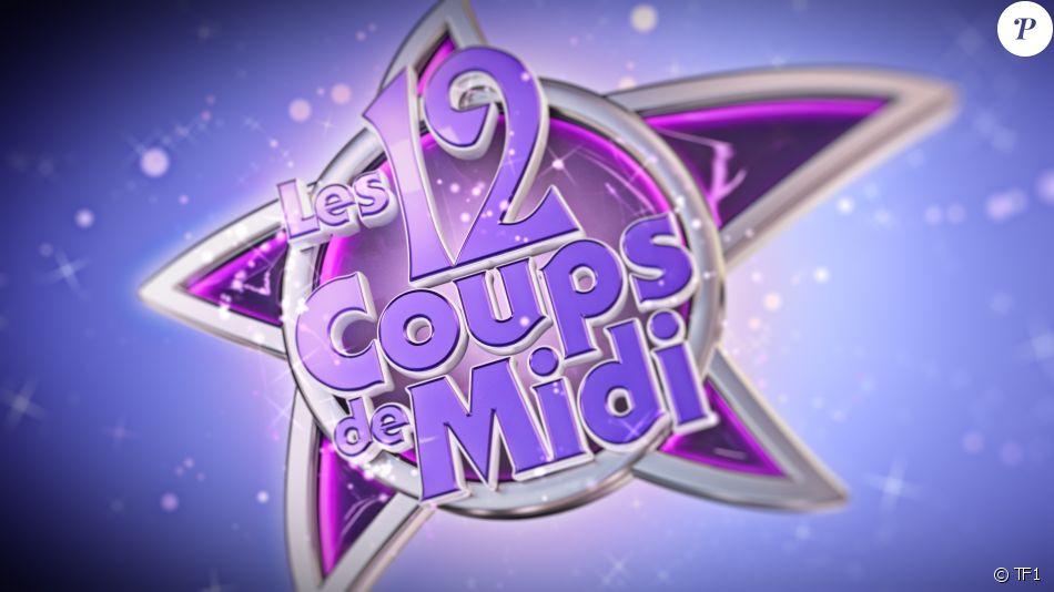 Logo De Lémission Les 12 Coups De Midi Purepeople