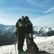 Elodie Gossuin, maman épanouie au ski avec ses deux paires de jumeaux