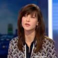 Extrait du Journal télévisé de France 2 du 1er mars 2018 avec comme invitée Sophie Marceau