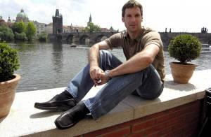 Petr Cech, le génial gardien de Chelsea... bientôt papa !