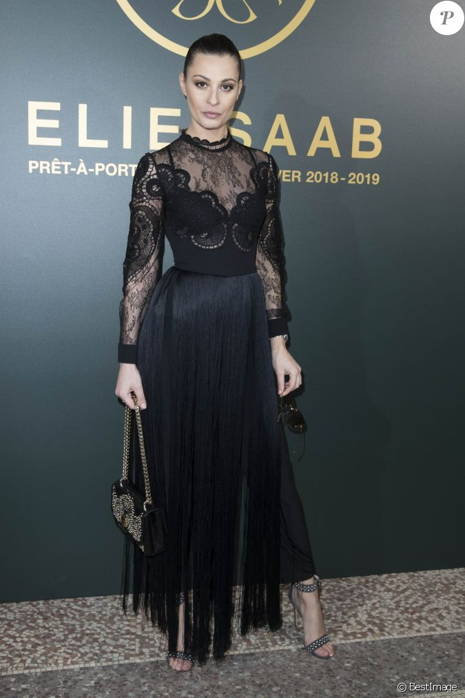 Sveva alviti people au d fil de mode elie saab for Pret a porter uk