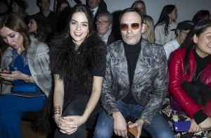 Anthony et Anouchka Delon : Duo stylé et rayonnant devant Alice Taglioni