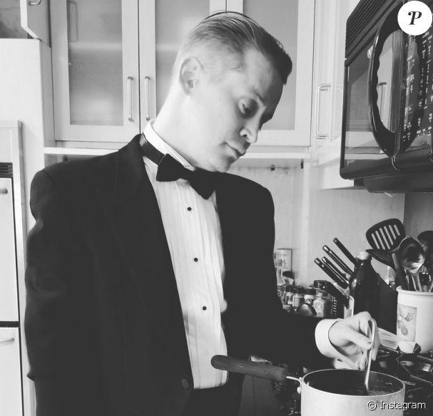 Macaulay Culkin sur une photo publiée sur Twitter le 4 mars 2018