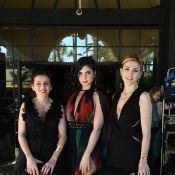 Julie Gayet : Bombe aussi discrète que sublime lors des Oscars