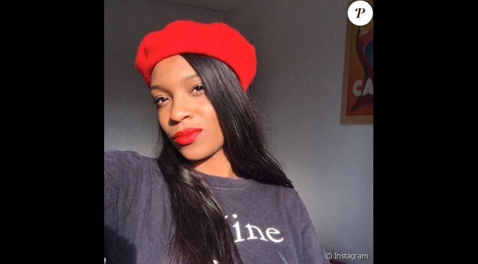 "Maryline, candidate des ""Reines du shopping"" (M6) la semaine du 5 mars 2018."