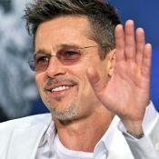 "Brad Pitt ""va mieux"", 18 mois après sa rupture avec Angelina Jolie"