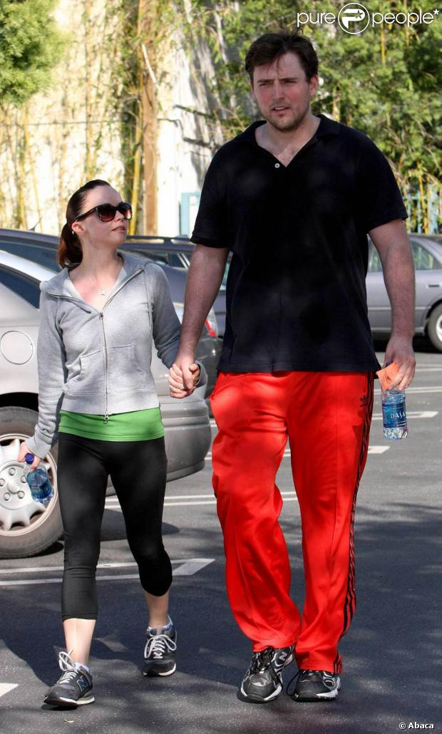 Christina Ricci couple