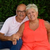 """Mimie Mathy : Retrouvailles surprise avec """"son mari"""" en plein tournage"""