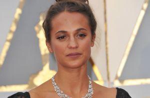 Alicia Vikander: La star de Tomb Raider, trop craquante à 8 ans pour sa 1re télé