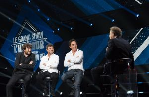 Le Grand Show : Un duo comique d'exception face à Michel Drucker