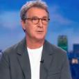 François Cluzet au 20 heures de France 2 le 14 mars 2018.