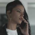"""Shy'm dans le clip """"Sa raison d'être 2018"""" pour Sidaction."""