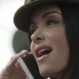 """Jenifer dans le clip """"Sa raison d'être 2018"""" pour Sidaction."""