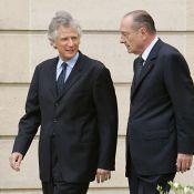 """Jacques Chirac, des nouvelles : """"J'ai la chance de le voir de temps en temps"""""""