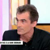 """Raphaël Enthoven : Son fils avec Carla Bruni attaqué """"n'avait pas besoin"""" de lui"""