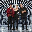 """Luke Bryan, Katy Perry et Lionel Richie - Portrait officiel des juges de l'émission """"American Idol""""."""