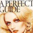 """Le top Lydia Hearst... juste au top et... perfect pour le magazine... """"Perfect"""" !"""