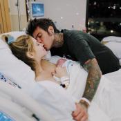 Chiara Ferragni a accouché : En larmes, elle présente son adorable bébé