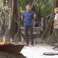 "Julie, Denis Brogniart et Chantal - ""Koh-Lanta All Stars"" du 23 mars, sur TF1"